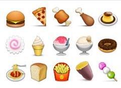 """The Atlantic """"My Week on the All-Emoji Diet"""""""