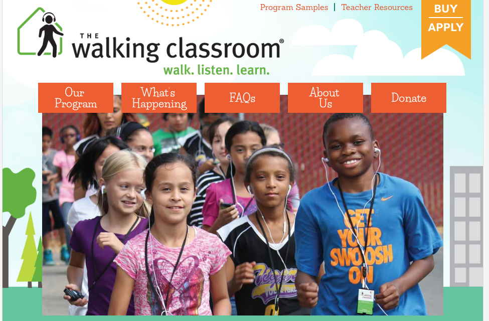 The Walking Classroom Annual Report