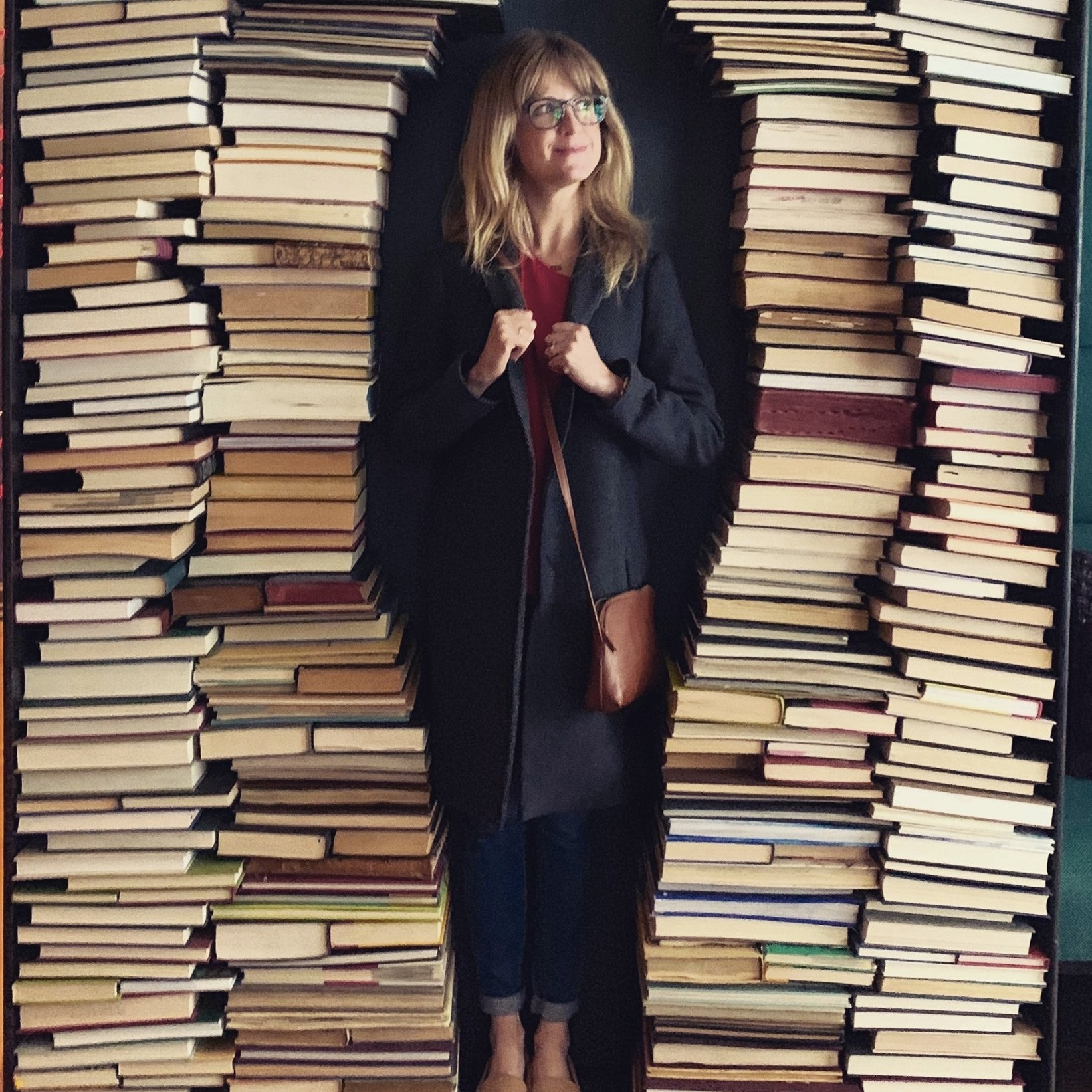 "Literary Hub ""The Secret to Shopping in Used Bookstores"""
